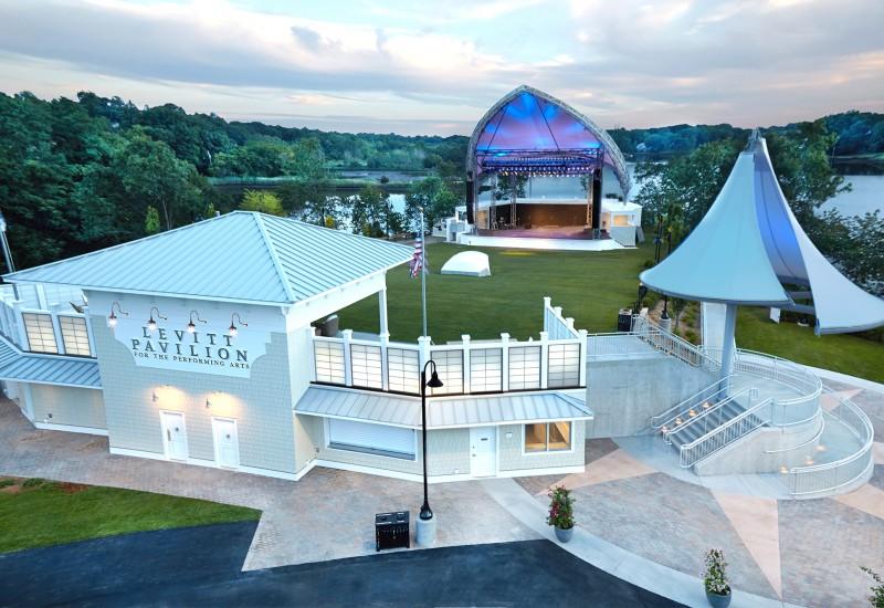 Westport, Levitt Pavilion, Westport Pavilion, Westport Concerts, Music Westport, family activities
